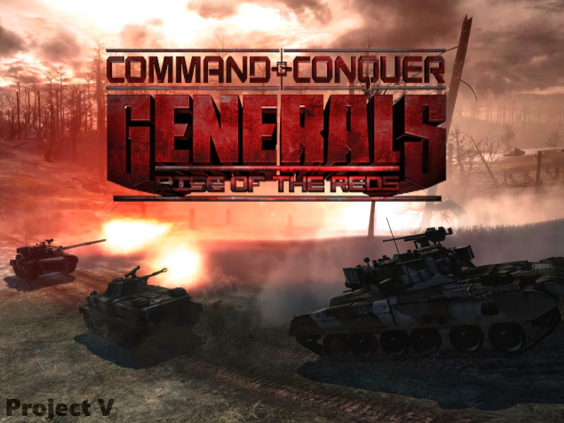 command and conquer generals rise of the reds free download