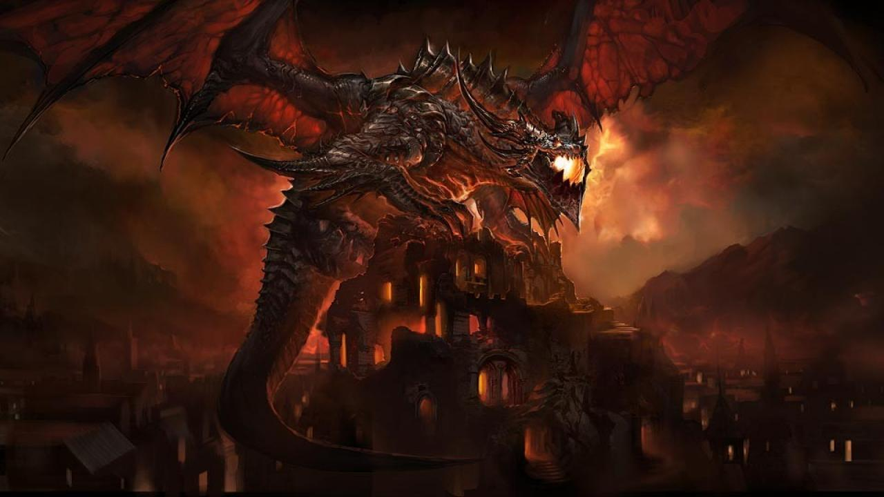 Deathwing Main Menu Change File Warcraft 3 Heroes Of The Storm