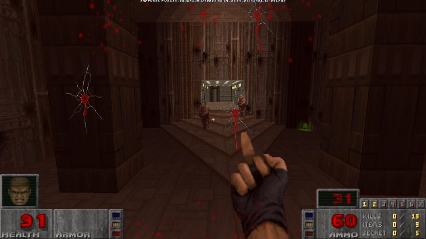 Weapons of Saturn Hud addon - Brutal Doom mod for Doom - Mod DB