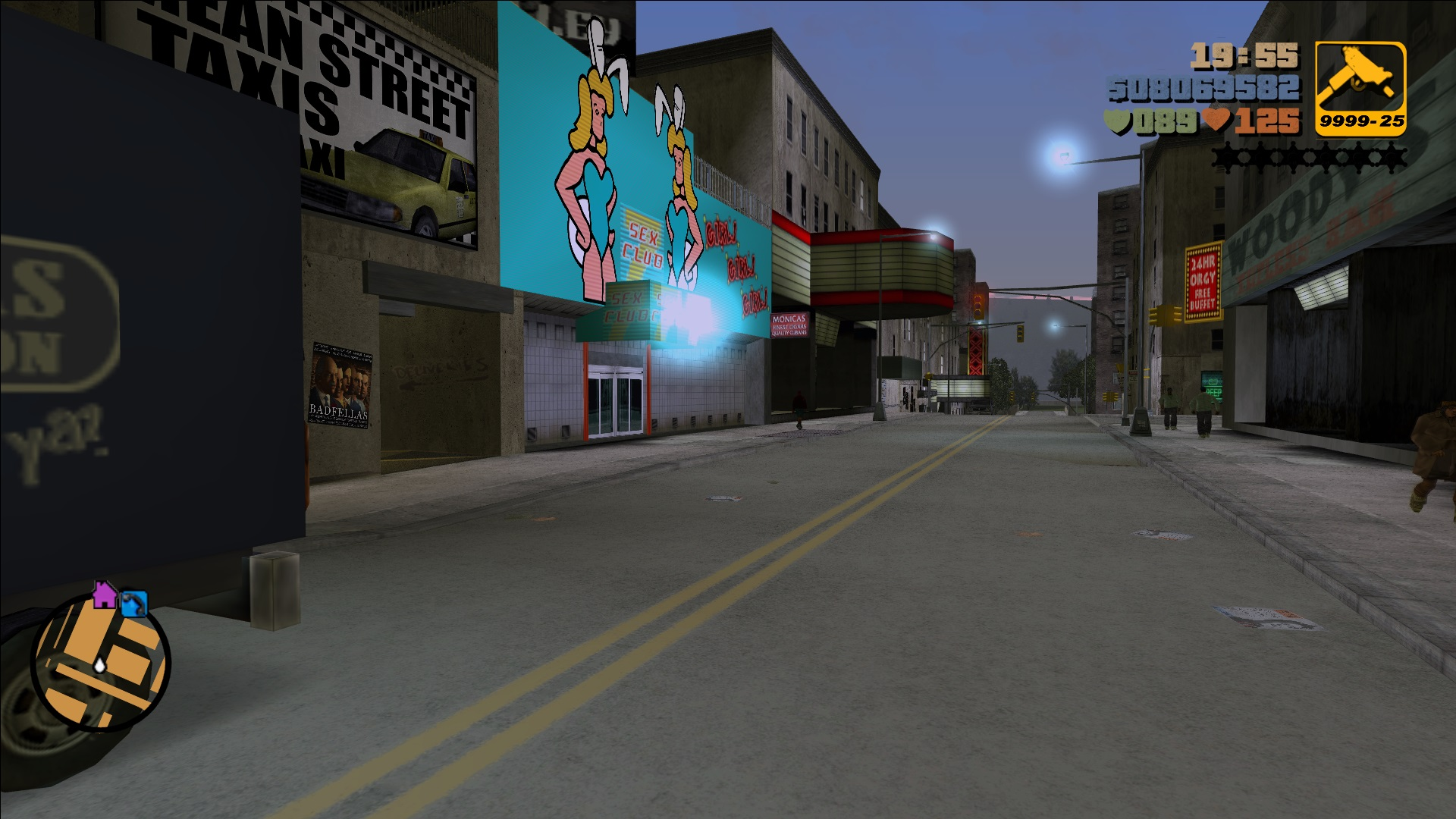 Version 10 file gta 3 natural hd textures mod for grand theft version 10 voltagebd Gallery