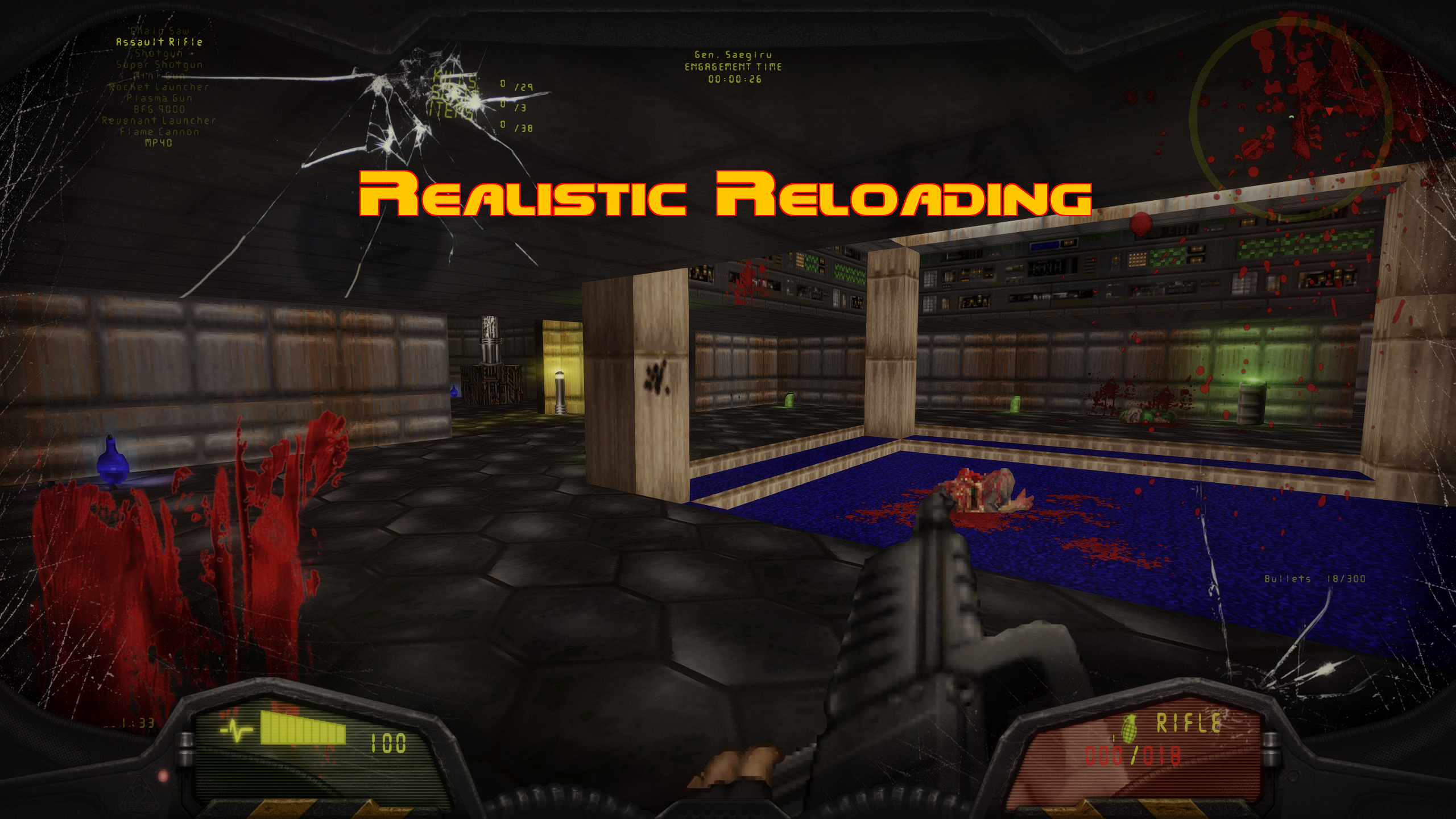 Realistic Reloading addon - Brutal Doom mod for Doom - Mod DB