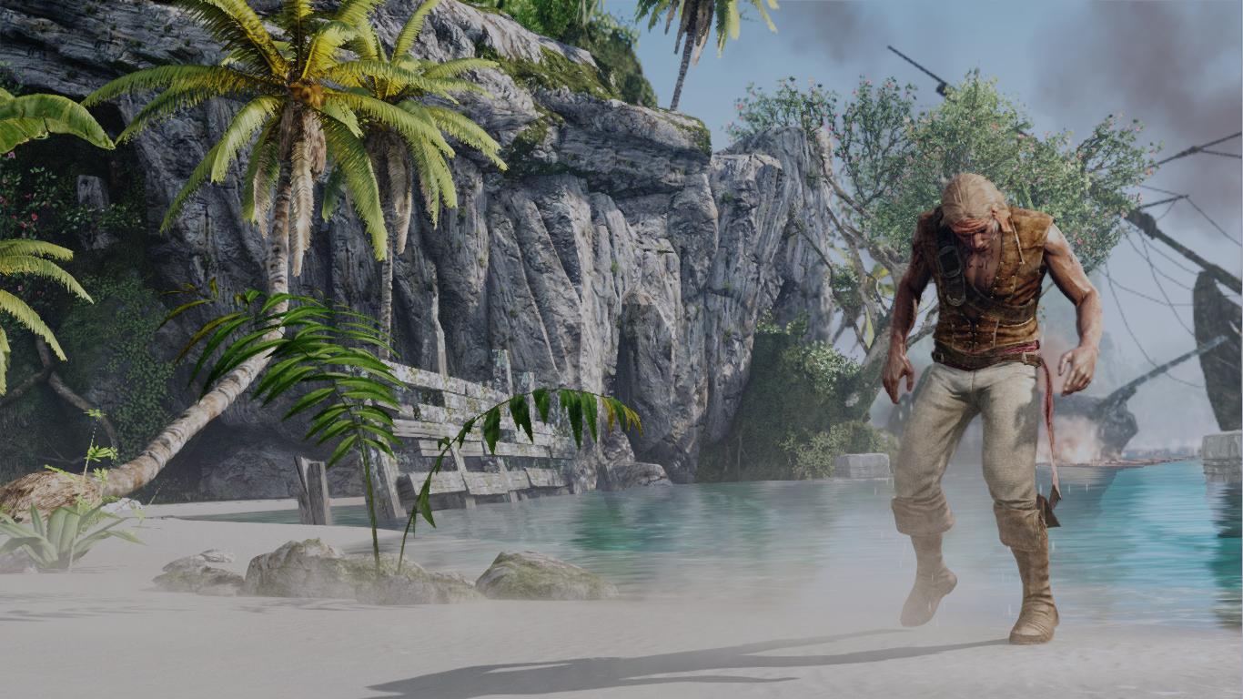 Assassin S Creed Iv Black Flag Realistic Graphics File Mod Db