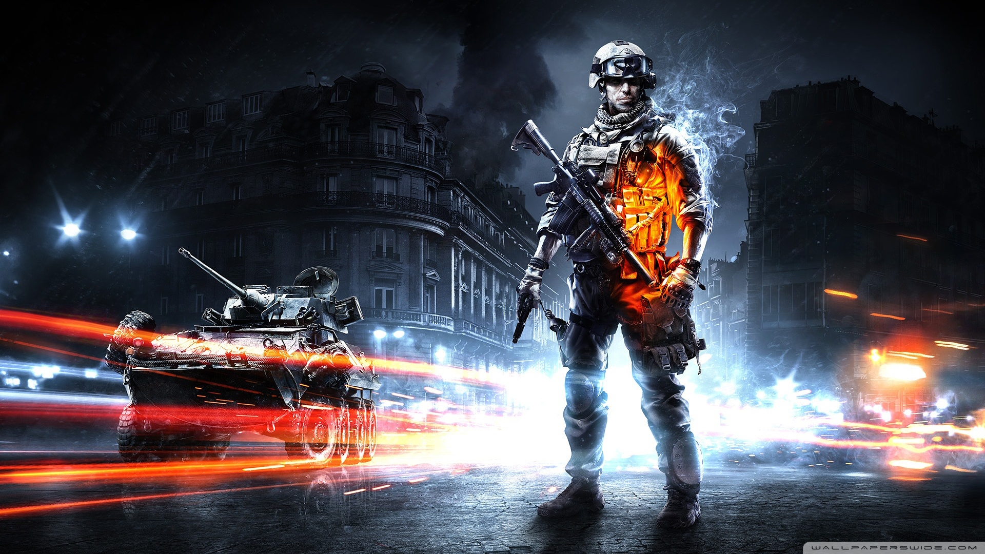 bf3 amazing hd wallpaper image - frostbite 2 - mod db