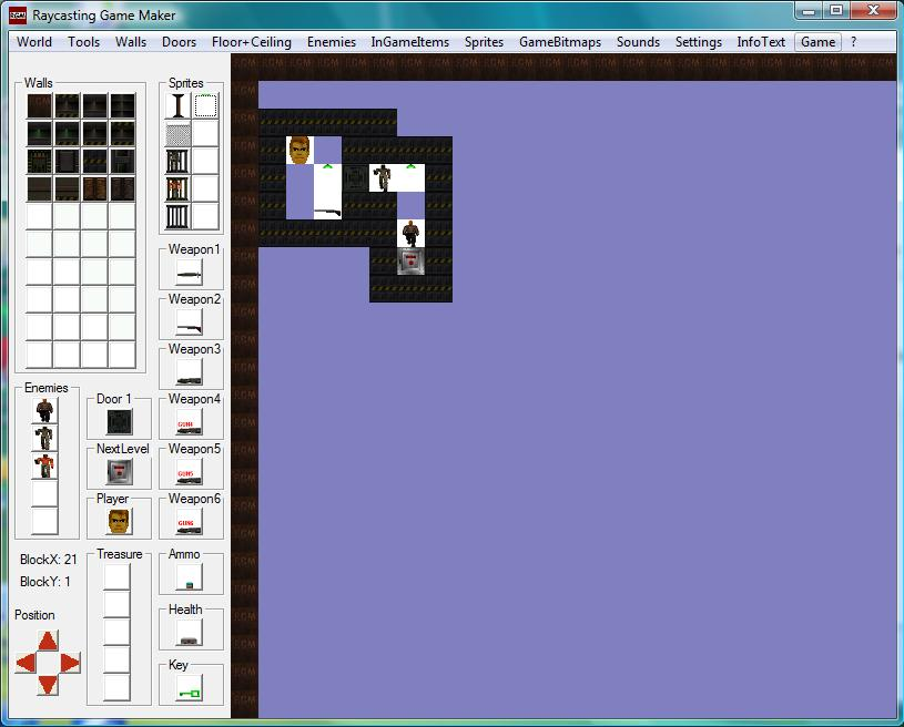 Raycasting game maker engine mod db pronofoot35fo Image collections