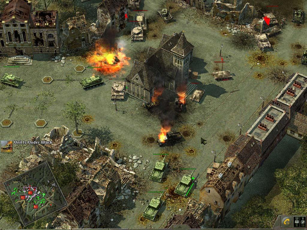 Blitzkrieg 2 (2005) image - Enigma Engine - Mod DB