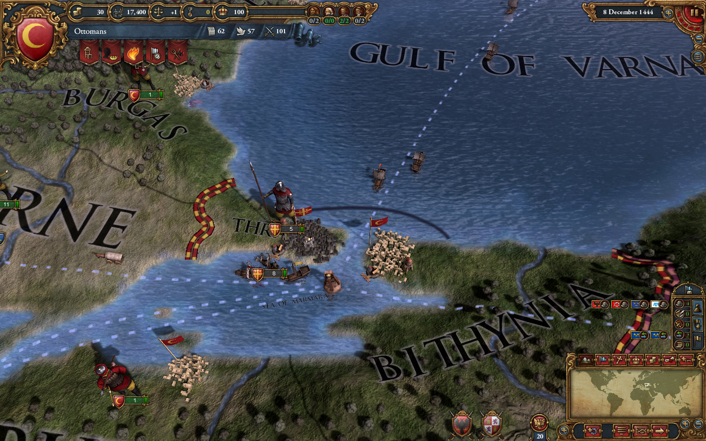 Europa universalis 4 дипломатическая репутация - 1