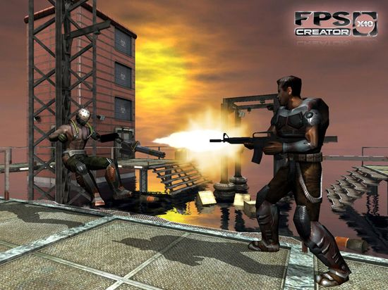 fps creator reloaded free download
