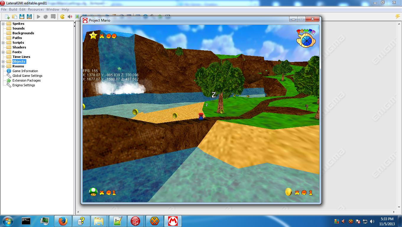 Project Mario image - ENIGMA Development Environment - Mod DB