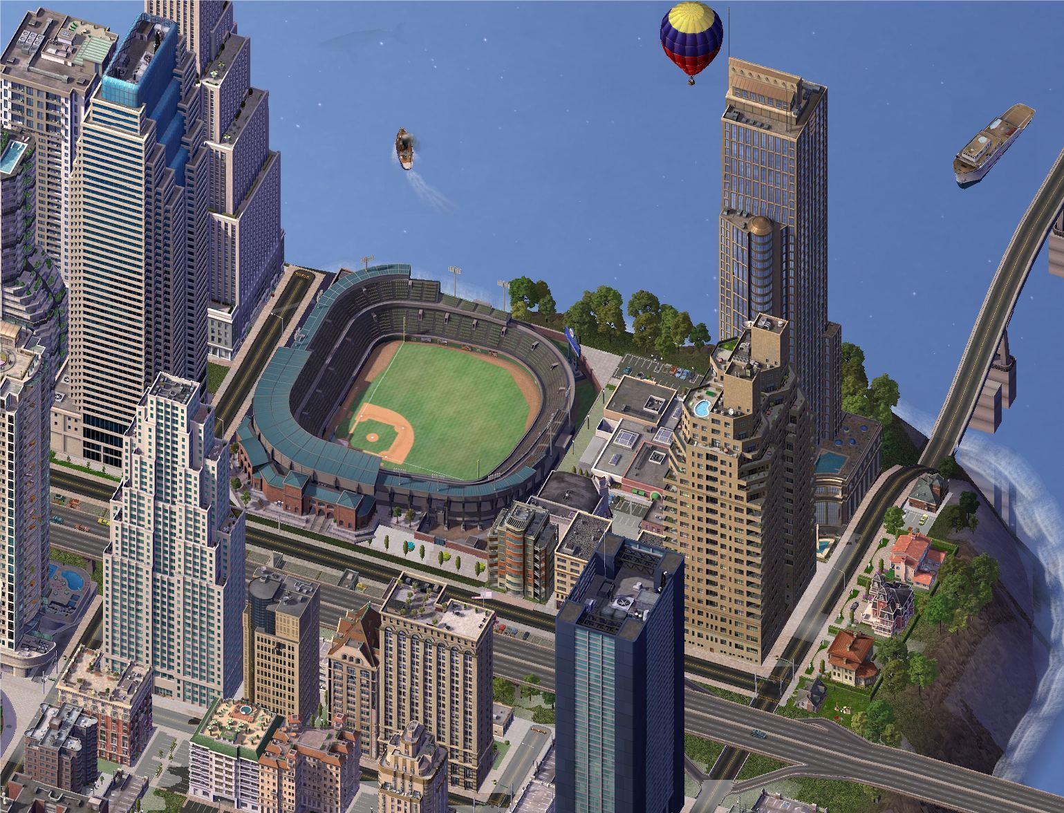 SimCity - SimCity - Disponibile l'aggiornamento 1.8 ...