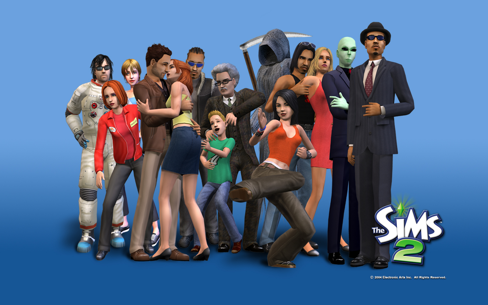 The Sims 2 Windows game - Mod DB