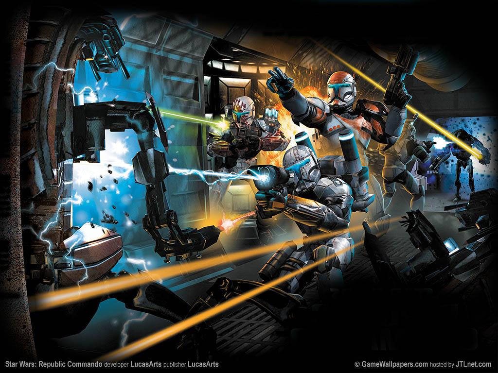 wallpaper image - star wars: republic commando - mod db