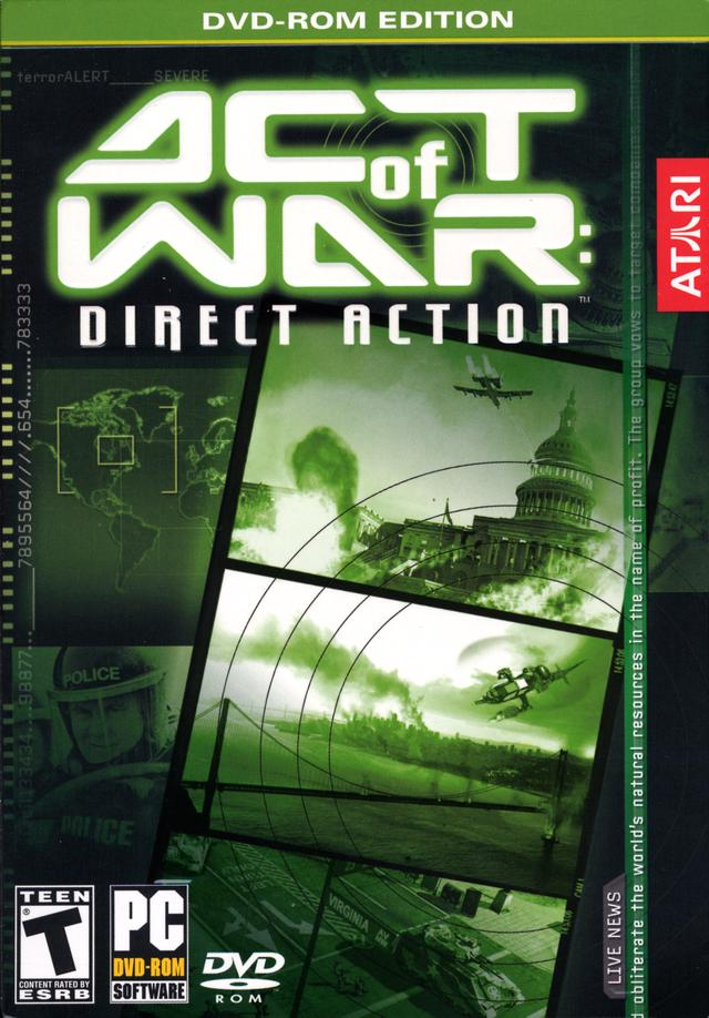act of war direct action download
