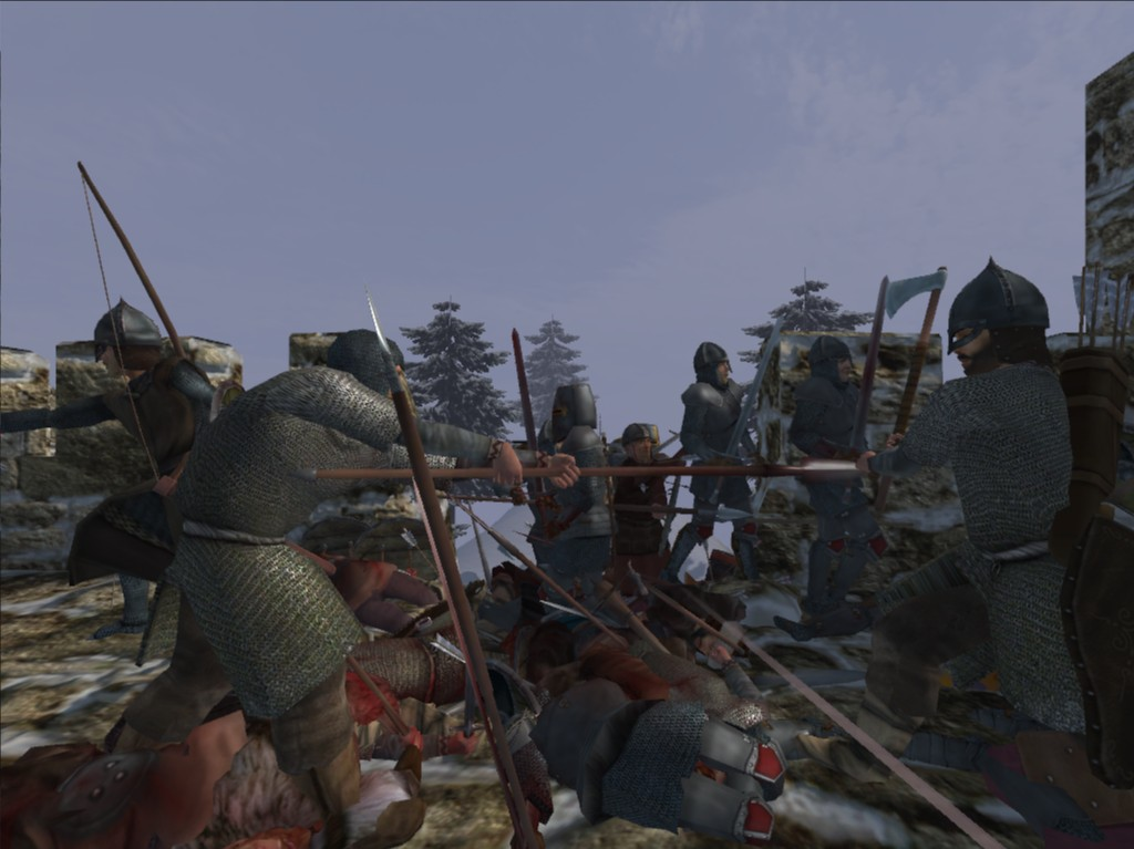 Mount & Blade v0.903 Castle attack image - Mod DB