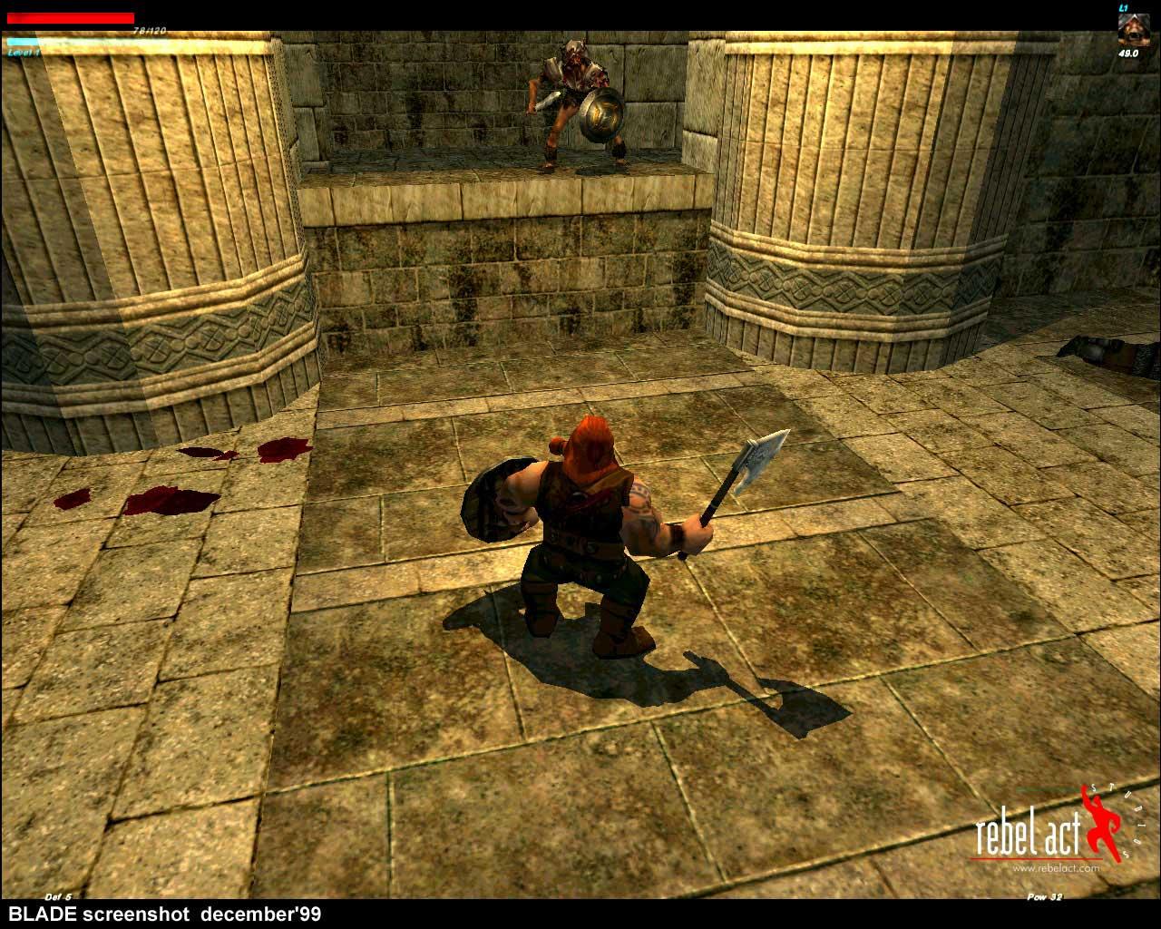 Screens Zimmer 3 angezeig: severance blade of darkness download