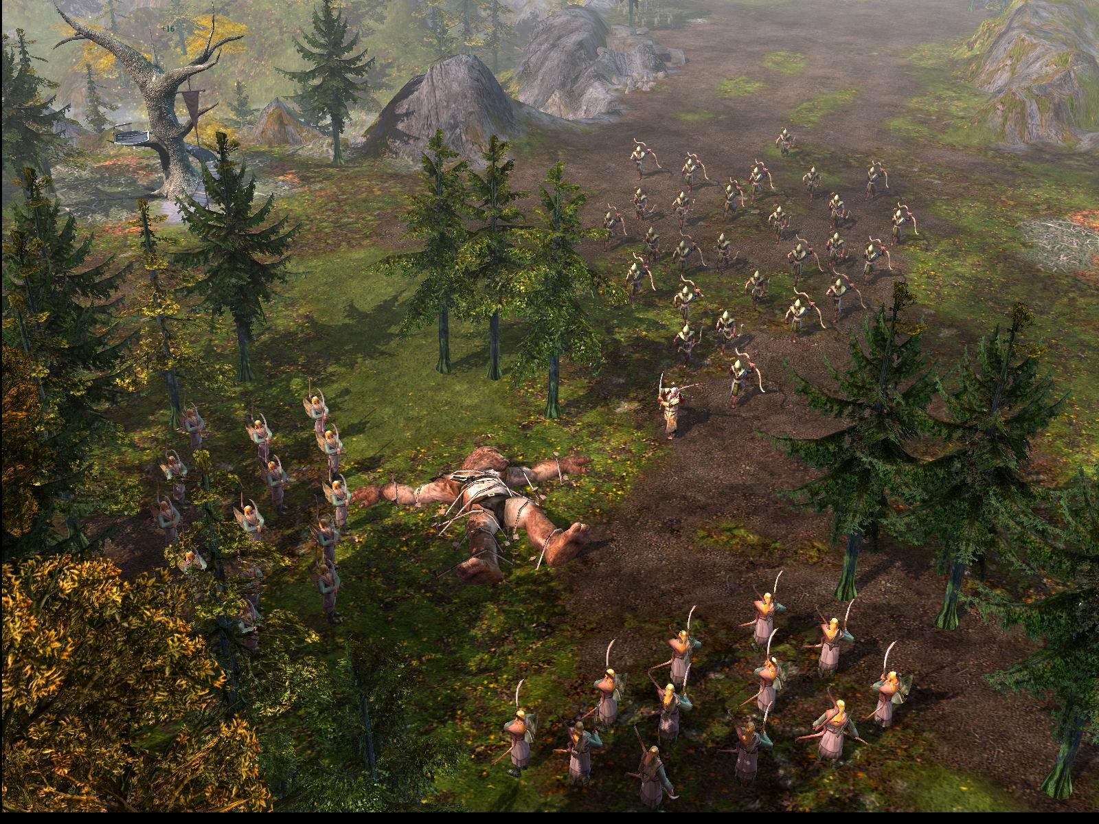 игра властелин колец война на севере торрент