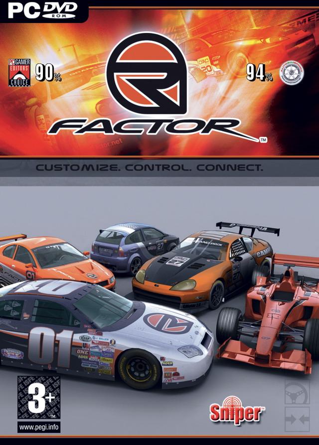 Rfactor windows game mod db for R factor windows