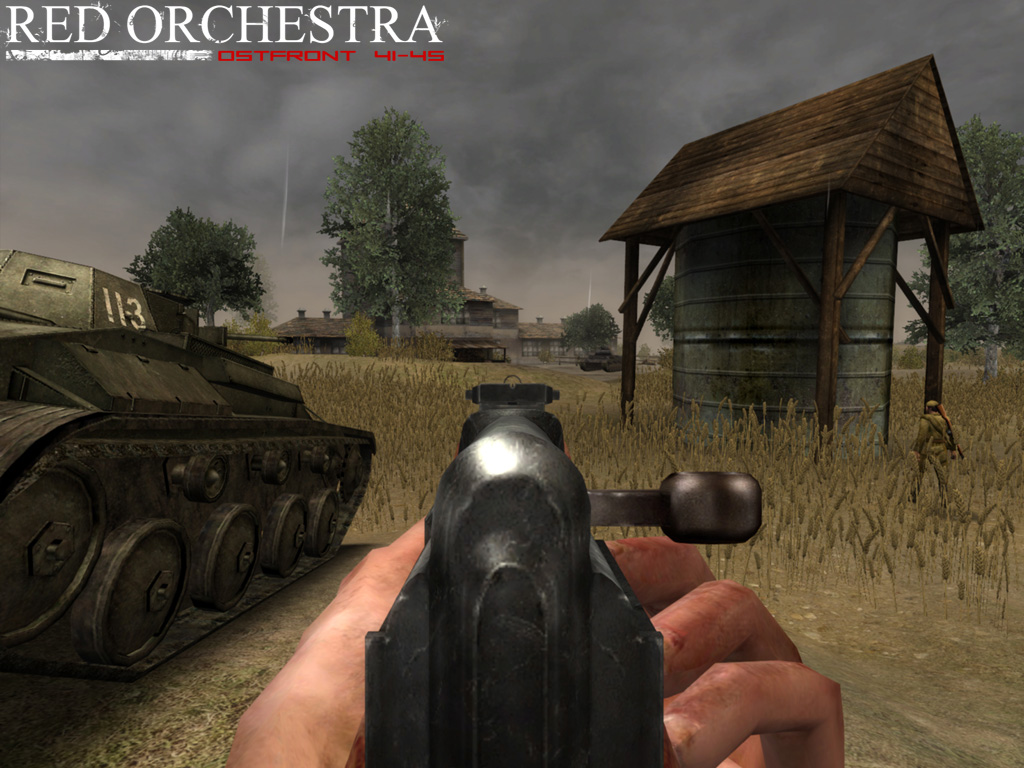 Red Orchestra Ostfront 41 45 Mods