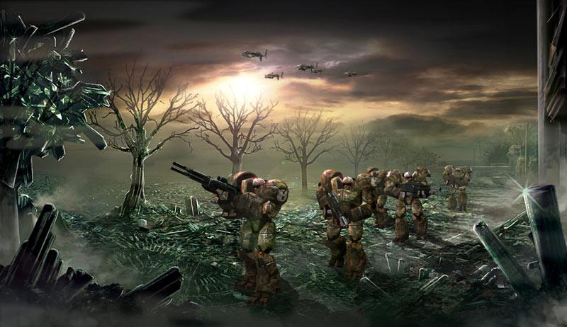 C&C3: Tiberium Wars
