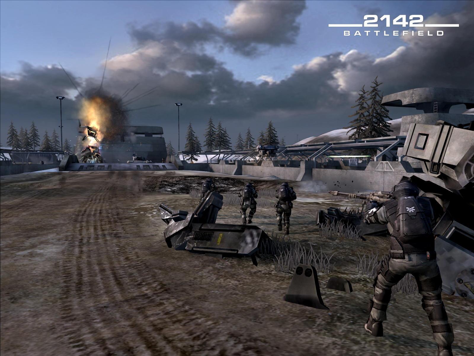 Battlefield 2142 mods unlocks