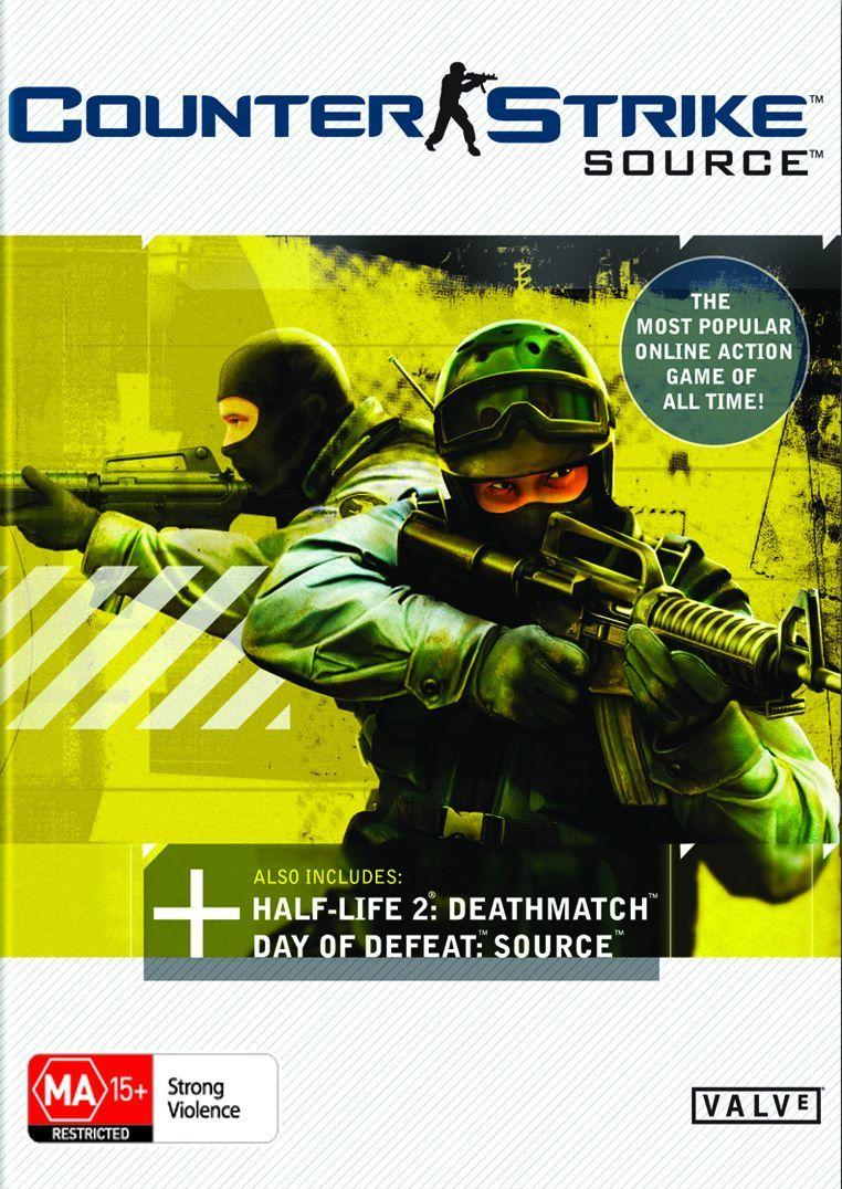 Counter Strike Source Windows Game Mod Db