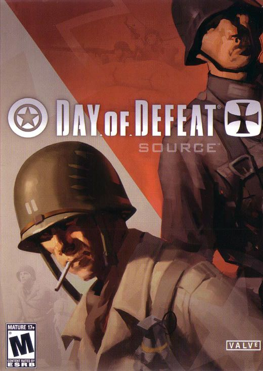 Day of Defeat: Source Windows game