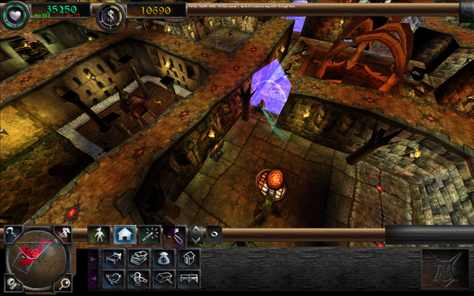 Dungeon Keeper 3 Торрент
