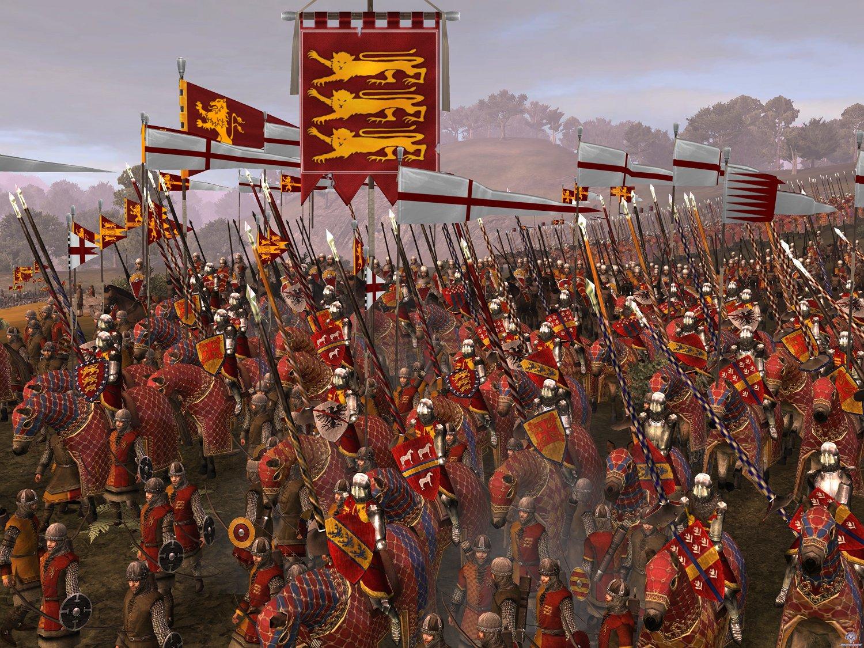 Как можно понять из названия, Medieval 2 Total War посвящена