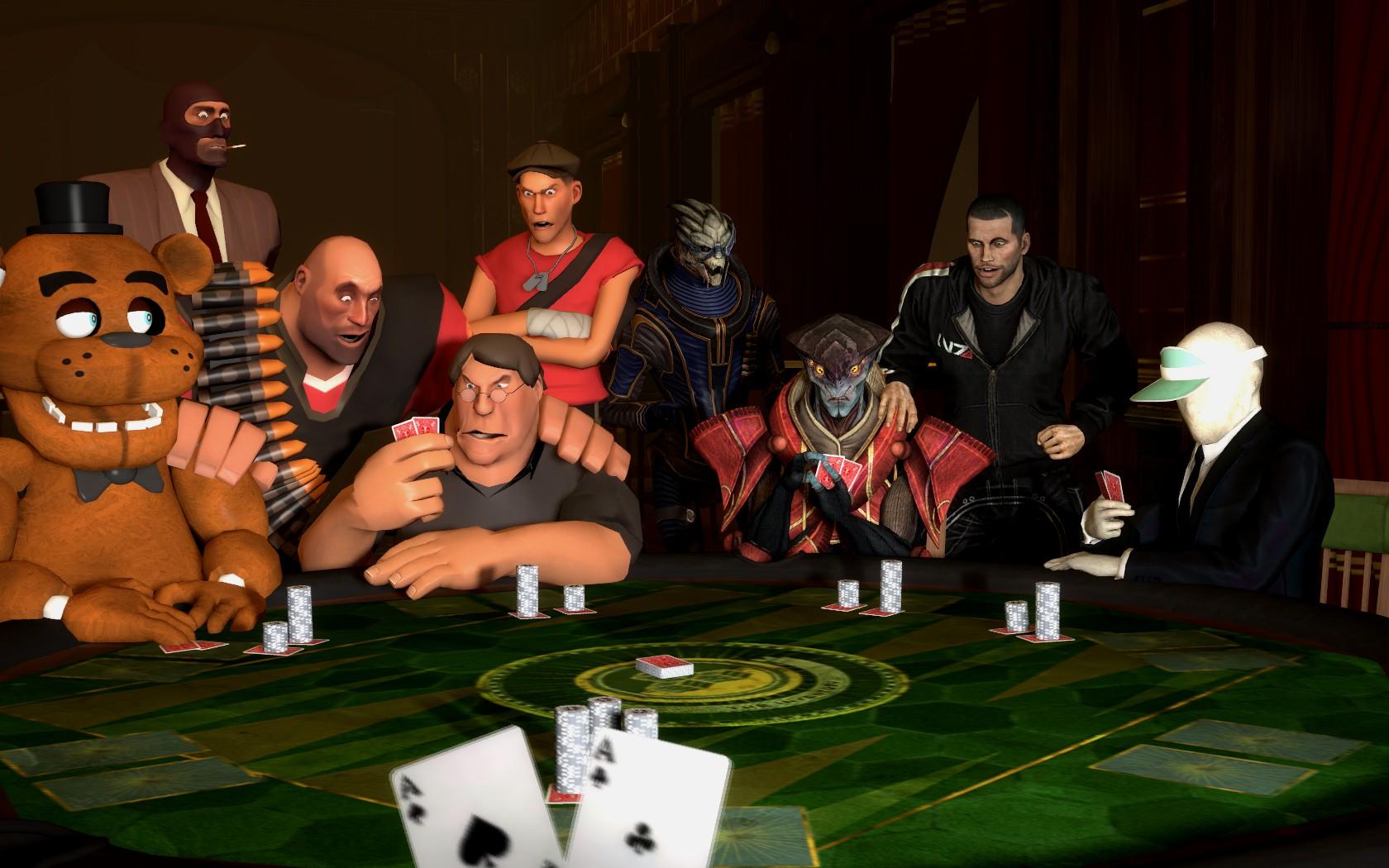 Poker Night 3. image - Garry's Mod 10 - Mod DB