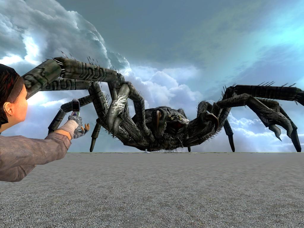 Giant spider games online