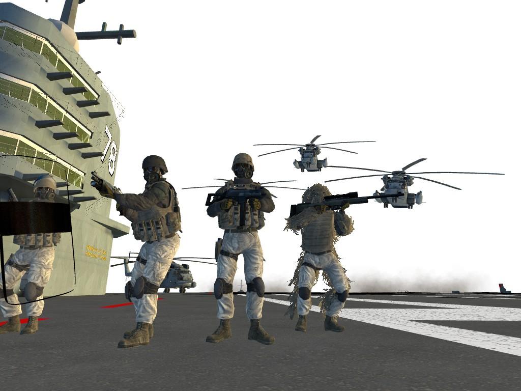 aircraft carrier image - Garry's Mod - Mod DB