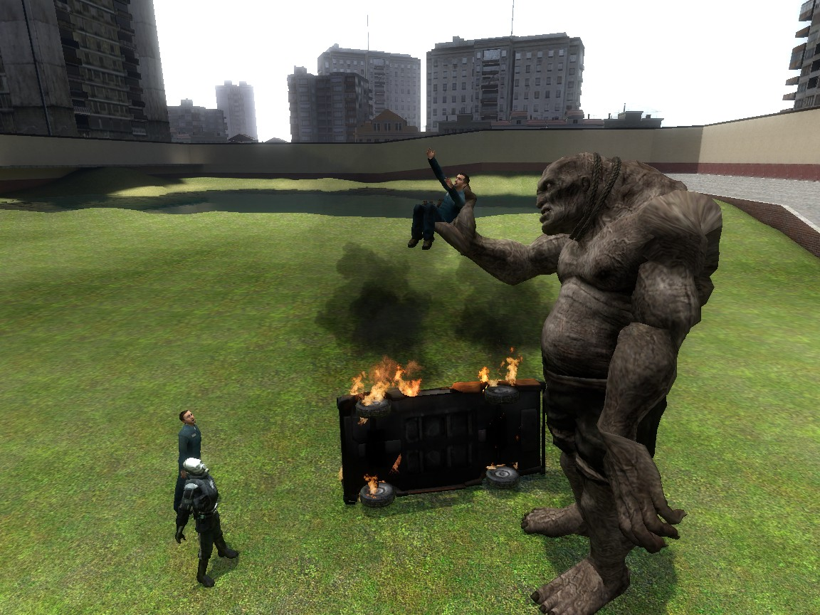 how to end a record on gmod