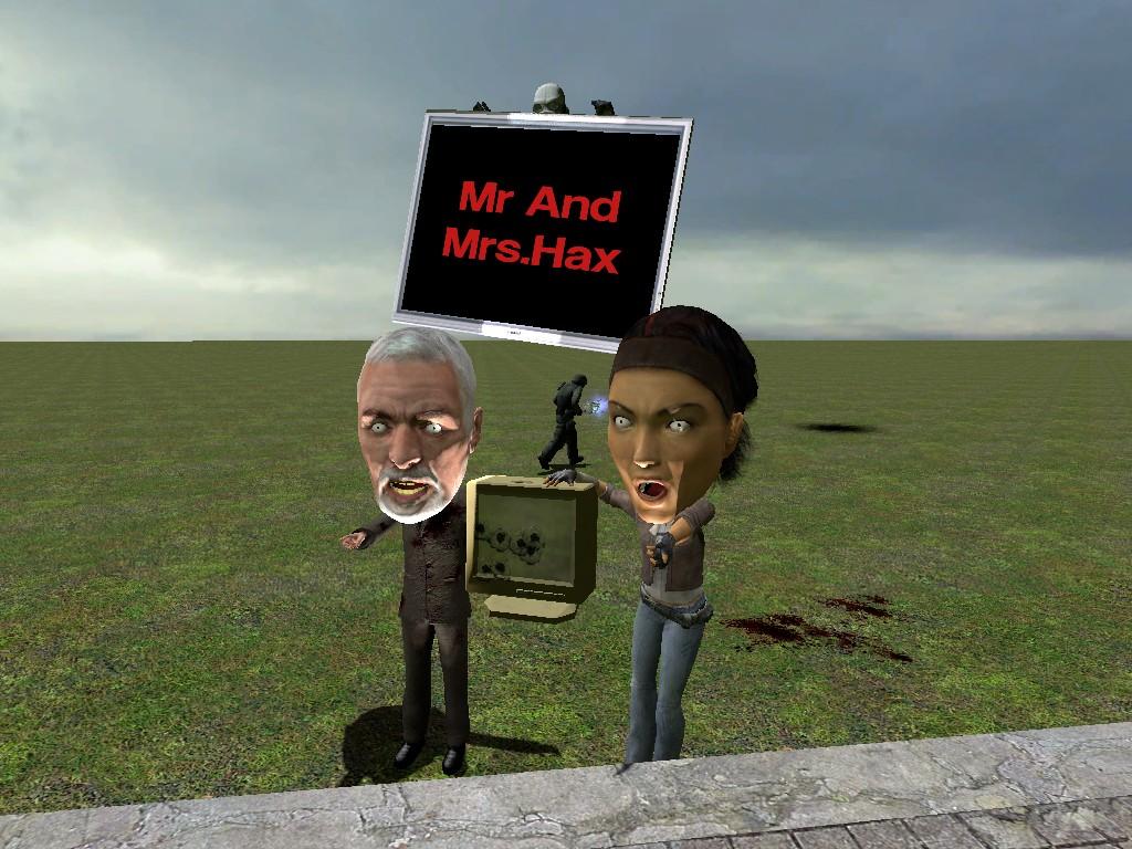 mr and mrs hax image - Garry's Mod 10 - Mod DB