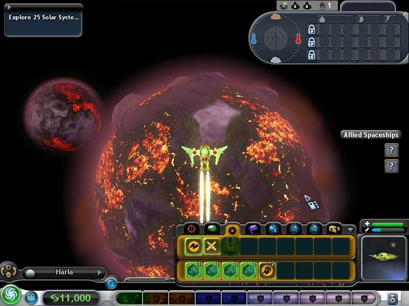 Space Stage Image Spore Mod Db
