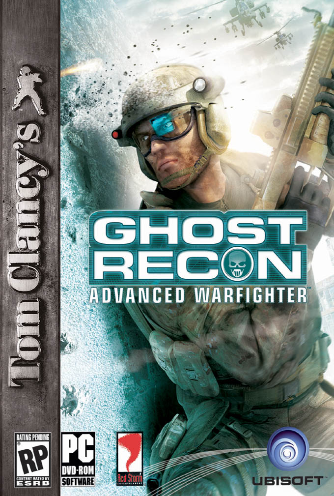 Ghost <b>Recon Advanced Warfighter</b> - Game Movie - YouTube