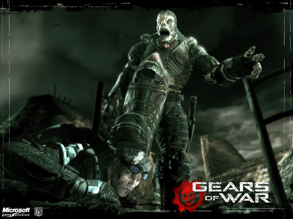 wallpaper image - gears of war - mod db