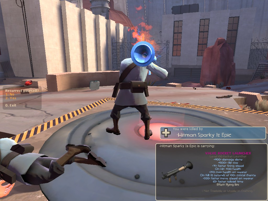 Valve Rocket Launcher image - Team Fortress 2 - Mod DB