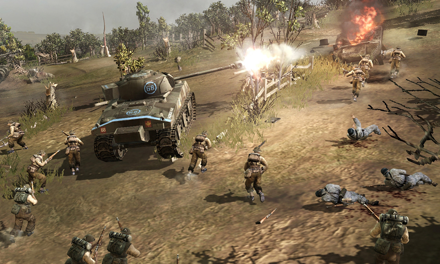 Save Games Company Of Heroes