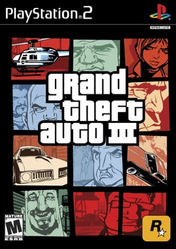 Grand Theft Auto III Windows game Mod DB