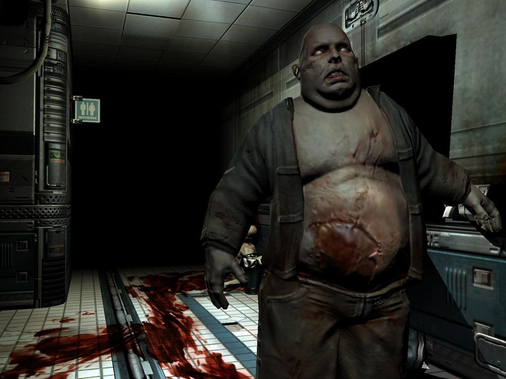 Скачать Doom 3 Resurrection of Evil.