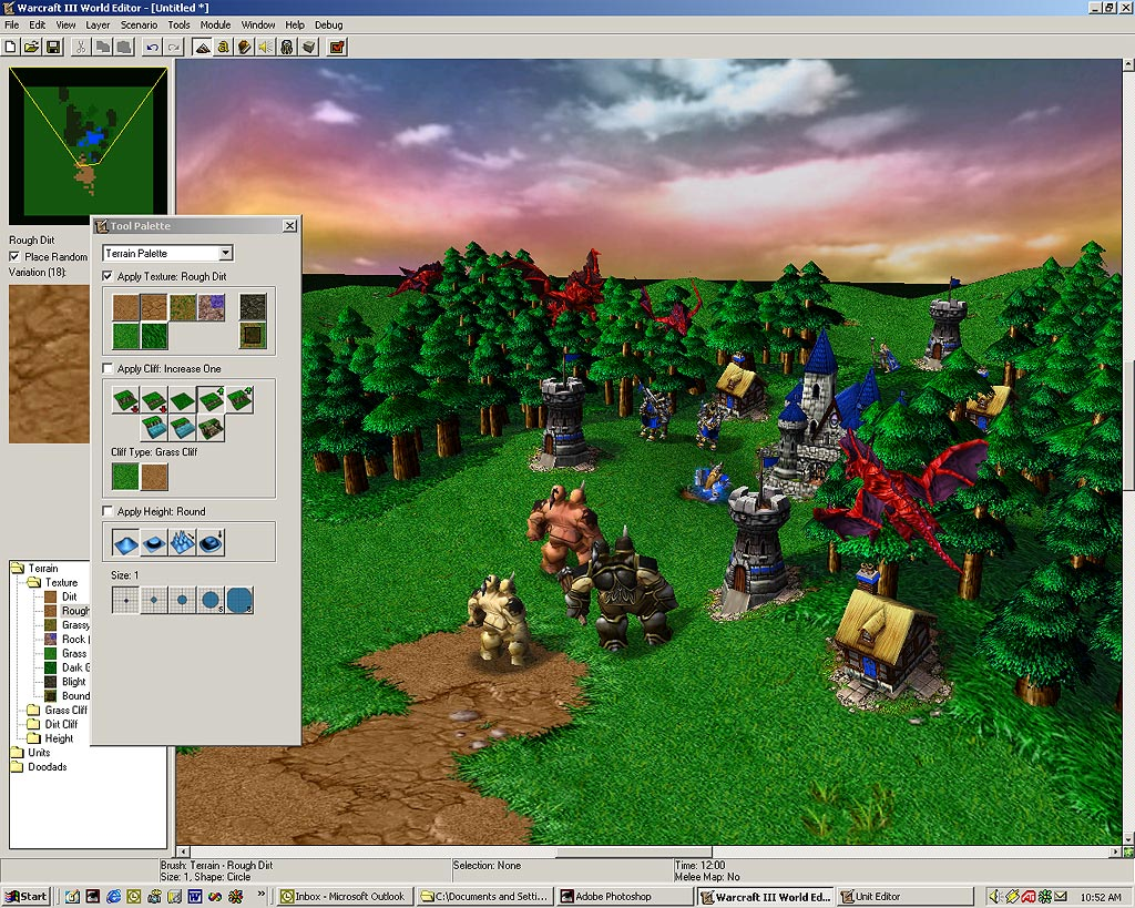 Screenshot image warcraft iii reign of chaos mod db add media report rss screenshot view original gumiabroncs Image collections
