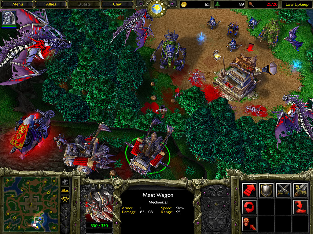 Download warcraft iii: the frozen throne now from softonic: 100% safe and virus free