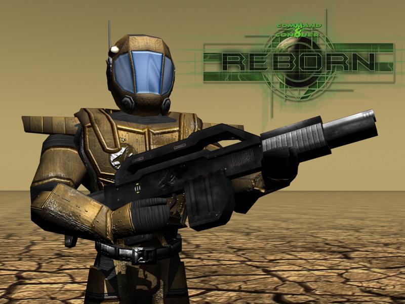 Reborn Light Infantry