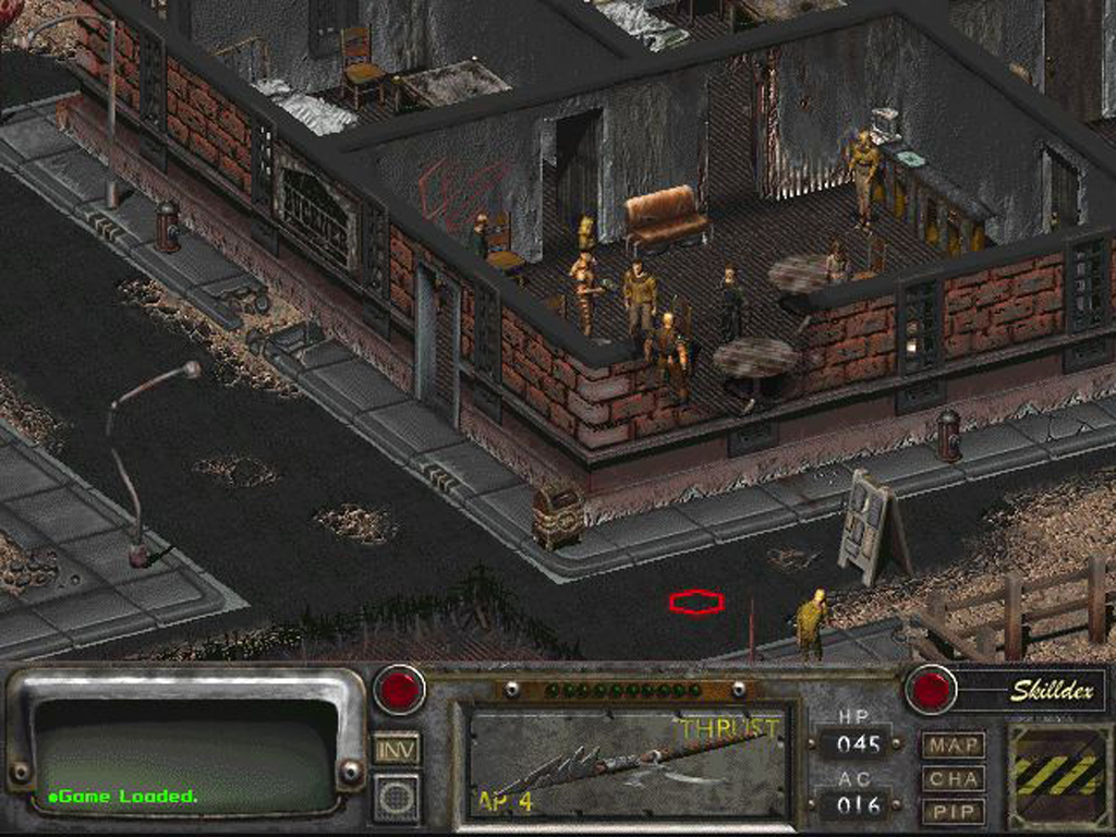 Fallout 2 A Post Nuclear Role Playing Game.
