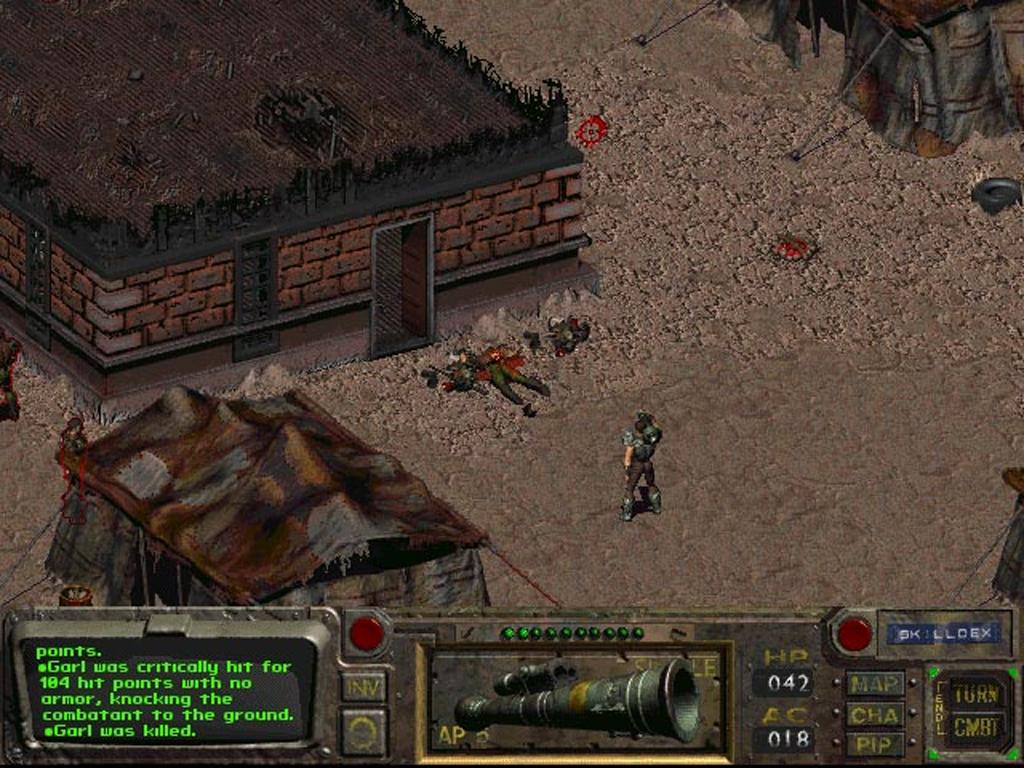 Fallout 1 картинки