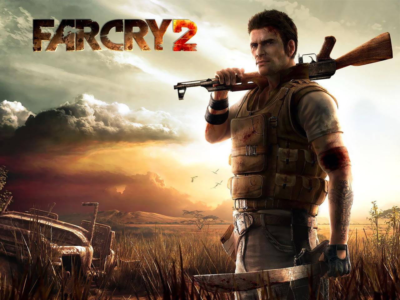 Far Cry 2 Image Far Cry 2 Mod Db