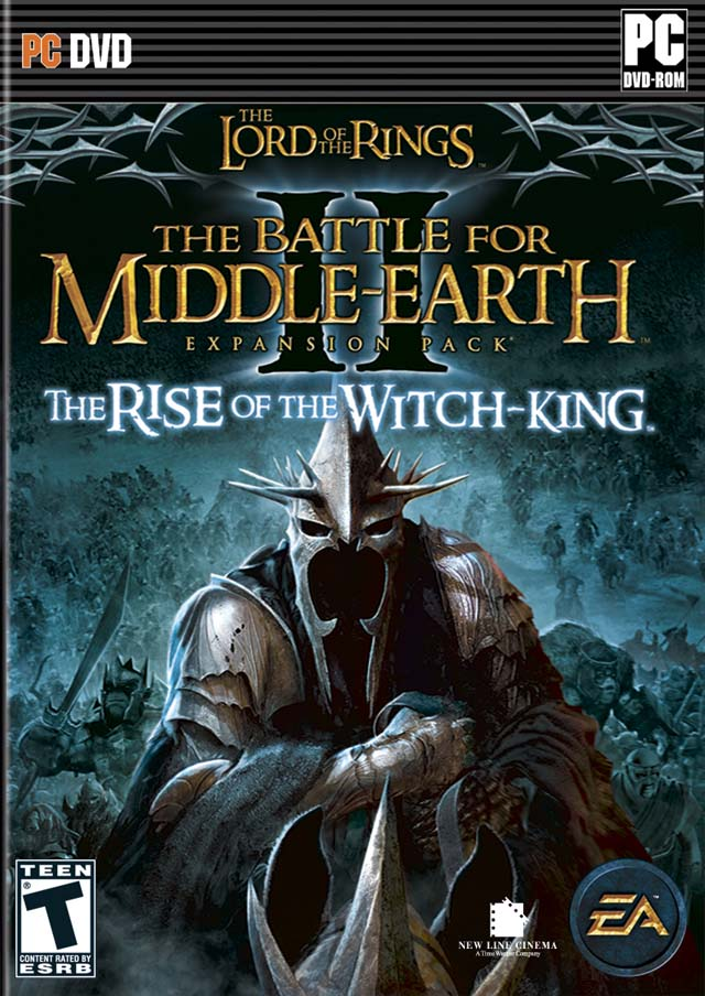 Lord of the rings the battle for middle earth 2 the rise of the.