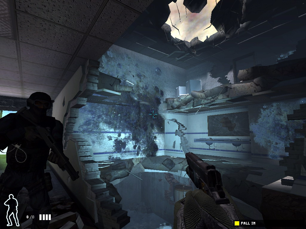 how to play swat 4 multiplayer