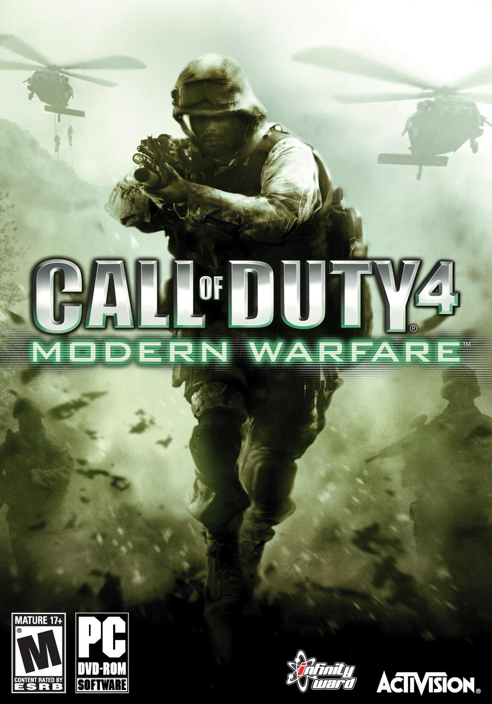 Call of Duty 4: Modern Warfare ile ilgili görsel sonucu