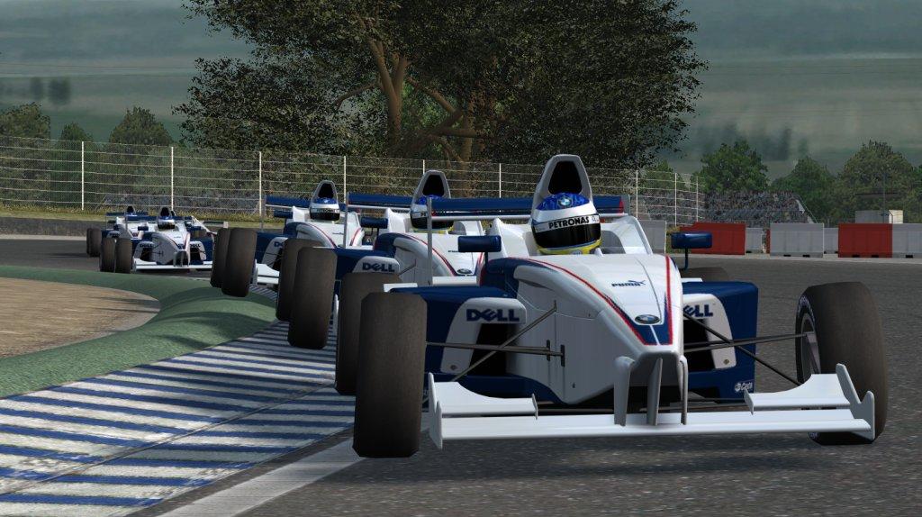 Driving Simulator Online >> Formula BMW (FBM) image - Live For Speed S2 - Mod DB