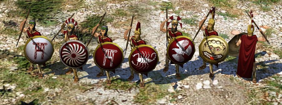 Original Spartans 1